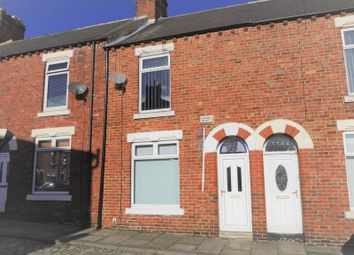 Thumbnail 2 bed terraced house for sale in Hurworth Street, Bishop Auckland