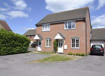 Thumbnail 2 bed semi-detached house for sale in Meadowsweet Close, Thatcham, Berkshire