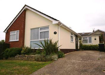 Thumbnail 3 bed detached bungalow for sale in Wayman Road, Corfe Mullen, Wimborne