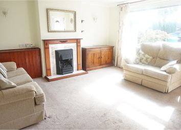 Thumbnail 3 bed terraced house to rent in Bridgnorth Drive, Clifton, Nottingham