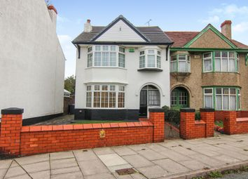 Thumbnail 4 bed semi-detached house for sale in St. Georges Road, Wallasey