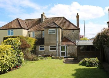 Thumbnail 3 bed semi-detached house for sale in Bath Road, Farmborough, Bath