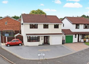 Thumbnail 4 bed detached house for sale in 15 Barnes Wallis Drive, Apley, Telford