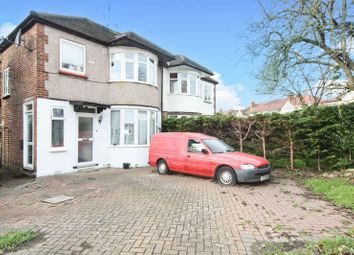Thumbnail 2 bed flat for sale in Birkbeck Avenue, Greenford