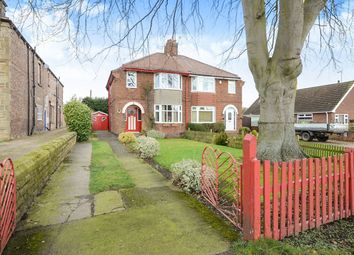 Thumbnail 3 bed semi-detached house for sale in Station Road, Haxby, York