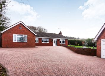 Thumbnail 4 bed detached house for sale in Newcastle Road, Loggerheads