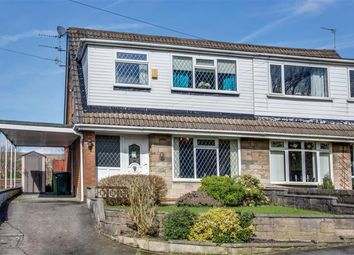 Thumbnail 3 bed semi-detached house for sale in Brown Bank Road, Smithy Bridge