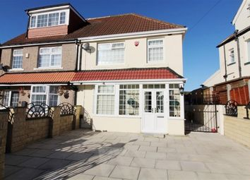 Thumbnail 3 bed semi-detached house for sale in Woodhall View, Bradford