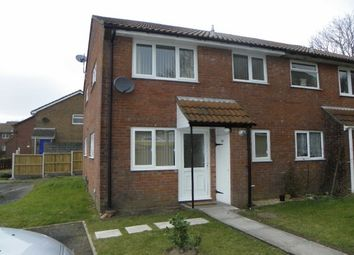 Thumbnail 1 bedroom semi-detached house to rent in Bronwydd, Birchgrove, Swansea