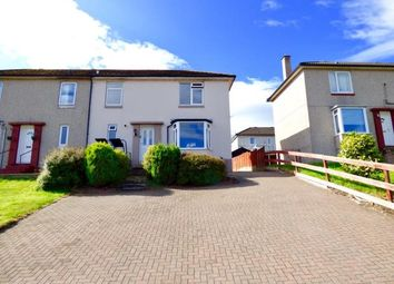 Thumbnail 3 bed semi-detached house for sale in The Grove, Heathhall, Dumfries