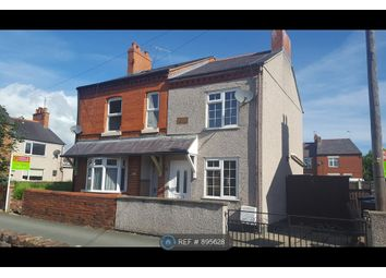 Thumbnail 2 bed semi-detached house to rent in Smith Street, Wrexham