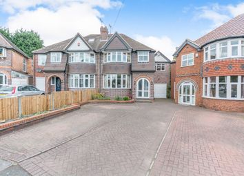Thumbnail 5 bed semi-detached house for sale in Glaisdale Road, Birmingham
