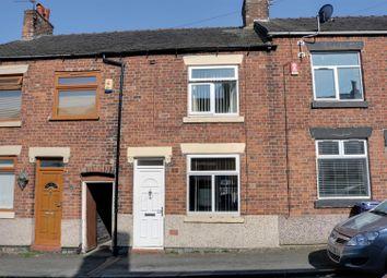 Thumbnail 2 bed terraced house for sale in Albert Street, Bignall End, Stoke-On-Trent
