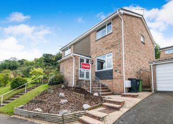 Thumbnail 3 bed semi-detached house for sale in Woodleigh Road, Newton Abbot