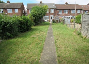 Thumbnail 3 bed terraced house for sale in Blundell Road, Luton