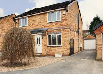 Thumbnail 2 bedroom semi-detached house for sale in Martindale Drive, Leeds