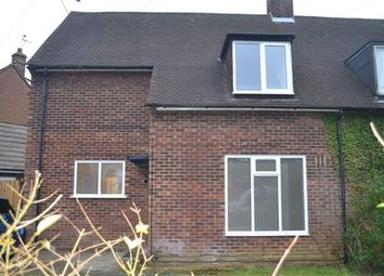 Thumbnail 3 bed property to rent in Nicholas Close, St.Albans