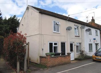 Thumbnail 2 bed end terrace house for sale in Watlington, Kings Lynn