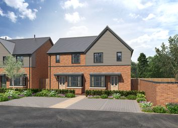 Thumbnail 2 bedroom semi-detached house for sale in Off Sparrowhawk Way, Telford, Shropshire