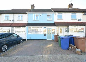 Thumbnail 3 bed terraced house to rent in Moore Avenue, Grays, Essex