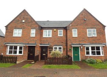 Thumbnail 2 bed property to rent in Gillespie Close, Lichfield