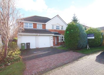 Thumbnail 5 bed detached house for sale in Highgate Close, Norton, Runcorn