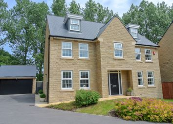 Thumbnail 5 bed detached house for sale in Siskin Gardens, Netherton, Huddersfield