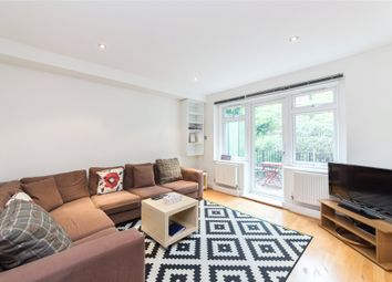 Thumbnail 2 bed flat to rent in Howitt Road, Belsize Park