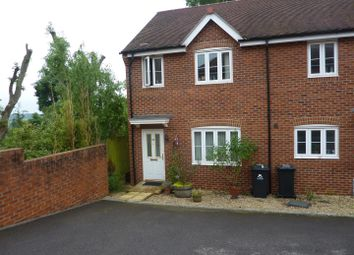 Thumbnail 3 bed semi-detached house to rent in Bigstone Meadow, Tutshill, Chepstow