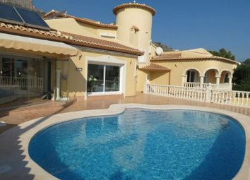 Thumbnail 5 bed villa for sale in Calp, Alacant, Spain