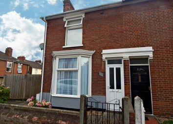 Thumbnail 3 bed end terrace house to rent in North Hill Road, Ipswich