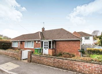 Thumbnail 2 bed detached bungalow for sale in Dale Valley Close, Southampton