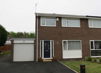 Thumbnail 3 bed semi-detached house for sale in Finchale, Biddick, Washington