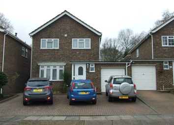 Thumbnail 4 bed detached house for sale in Monterey Close, Bexley
