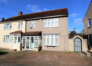 Thumbnail 3 bed semi-detached house for sale in Verderers Road, Chigwell