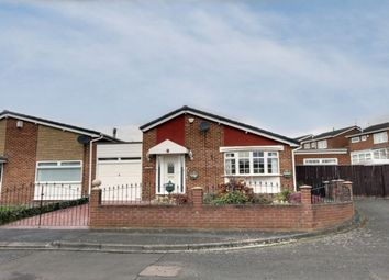 Thumbnail 2 bed bungalow for sale in Ormskirk Close, Dumpling Hall, Newcastle Upon Tyne
