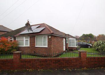 Thumbnail 2 bed semi-detached bungalow for sale in Chapel Lane, Partington