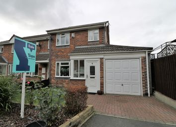 Thumbnail 3 bed semi-detached house for sale in Brierwood Close, Royton, Oldham
