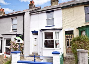 Thumbnail 3 bedroom terraced house for sale in Tennyson Road, Cowes, Isle Of Wight