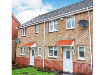 2 bed terraced house for sale in Strachur Crescent, Glasgow G22
