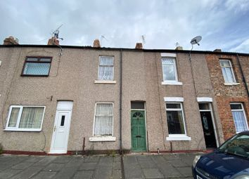 Thumbnail 2 bed terraced house for sale in Dickinson Street, Darlington