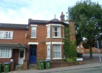 Thumbnail 4 bed flat to rent in Bevois Hill, Southampton