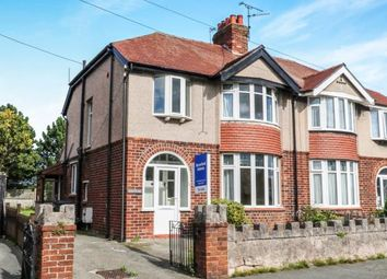 Thumbnail 3 bed semi-detached house for sale in Min Y Don, Old Colwyn, Colwyn Bay, Conwy