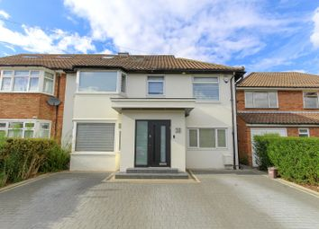 Thumbnail 5 bed semi-detached house for sale in Hartland Drive, Edgware