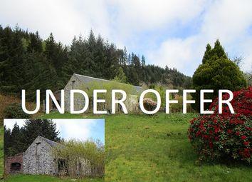 Thumbnail Land for sale in Kilmun Barn, Dalavich