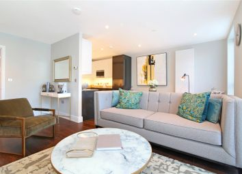 Thumbnail 3 bed flat for sale in Greenview Court, Merrick Road, Southall, London