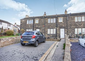 Thumbnail 2 bed terraced house for sale in White Lee Road, Batley