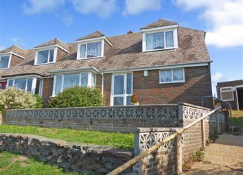 Thumbnail 3 bed semi-detached house for sale in Laughton Road, Woodingdean, Brighton, East Sussex