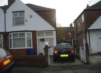 Thumbnail 4 bedroom semi-detached house to rent in Lees Shall Crescent, Manchester