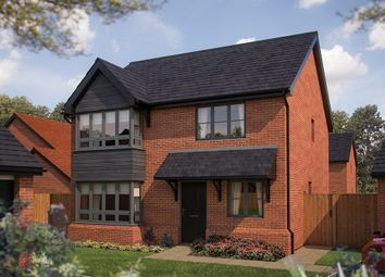 "Thumbnail 4 bedroom detached house for sale in ""The Canterbury"" at Barrosa Way, Whitehouse, Milton Keynes"